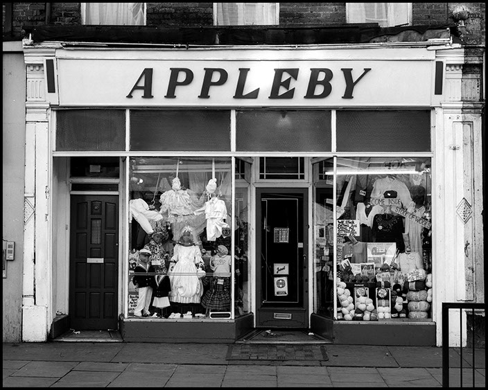 Appleby Baby Clothes