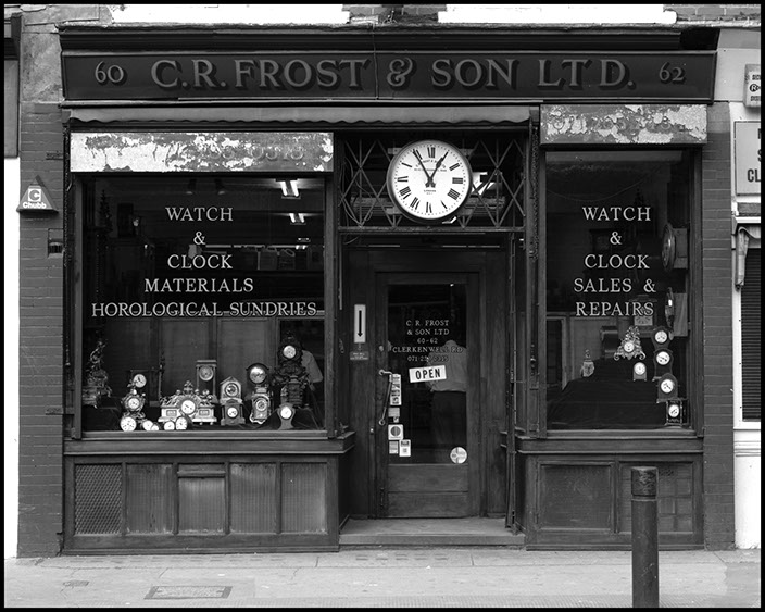 C R Frost Watches & Clocks